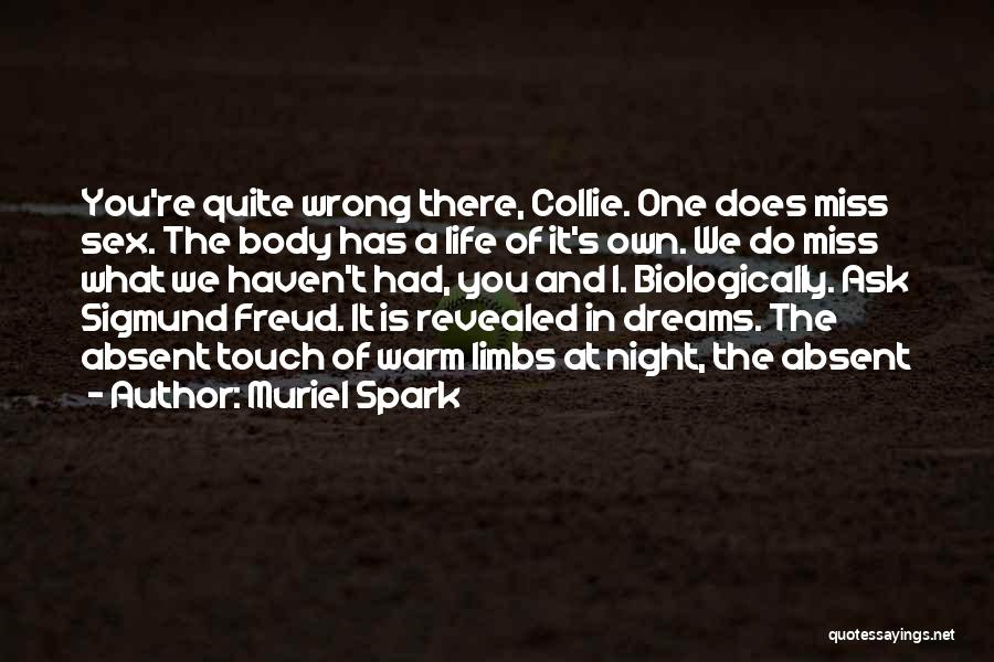 Muriel Spark Quotes 779469