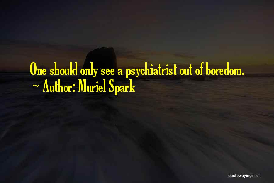 Muriel Spark Quotes 91368