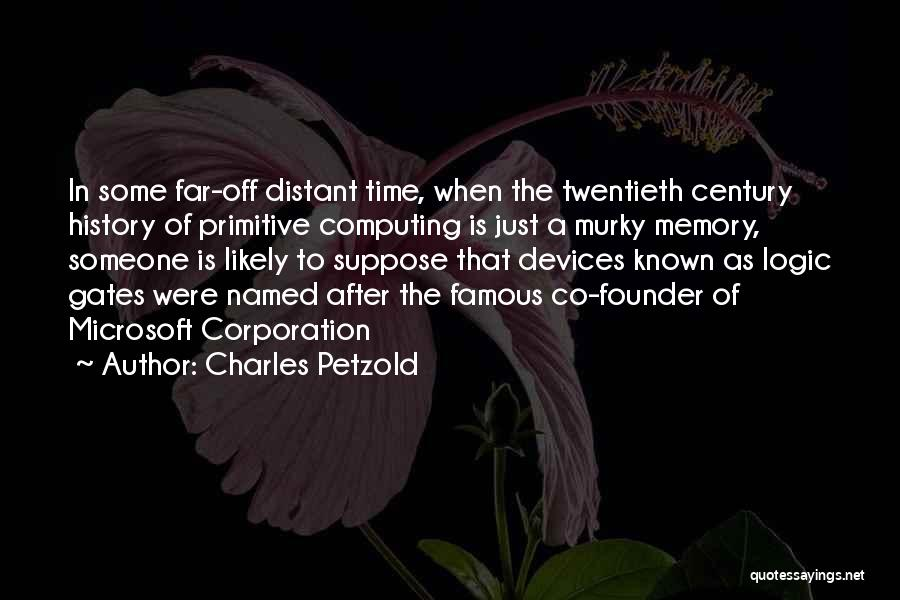 Murky Quotes By Charles Petzold