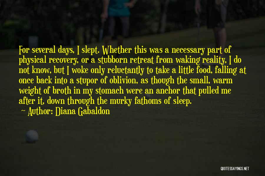 Murky Quotes By Diana Gabaldon
