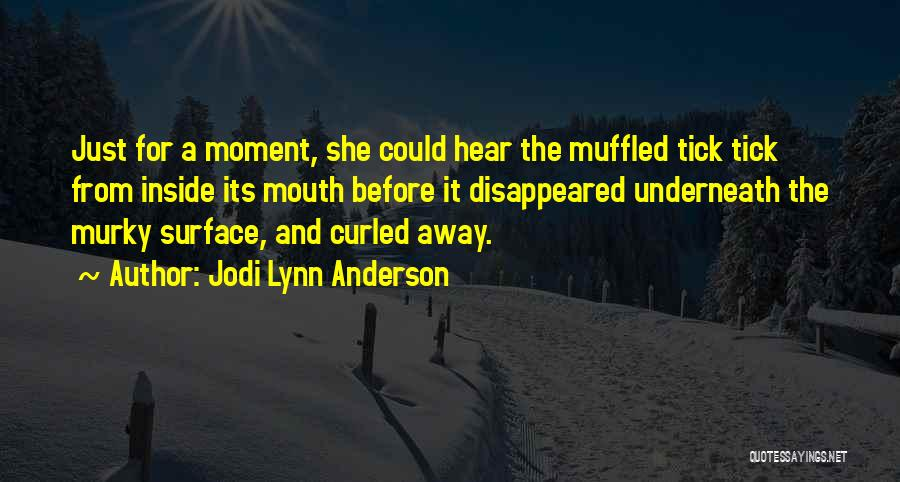Murky Quotes By Jodi Lynn Anderson