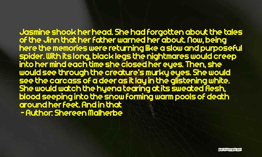Murky Quotes By Shereen Malherbe