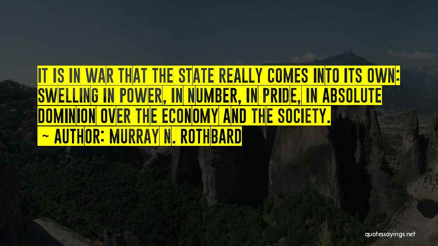 Murray N. Rothbard Quotes 1063130