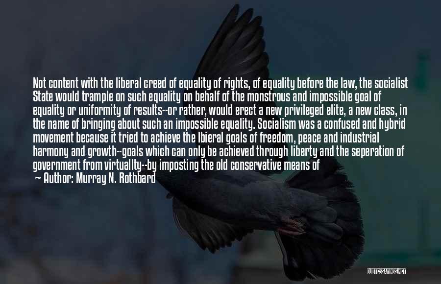 Murray N. Rothbard Quotes 1739327