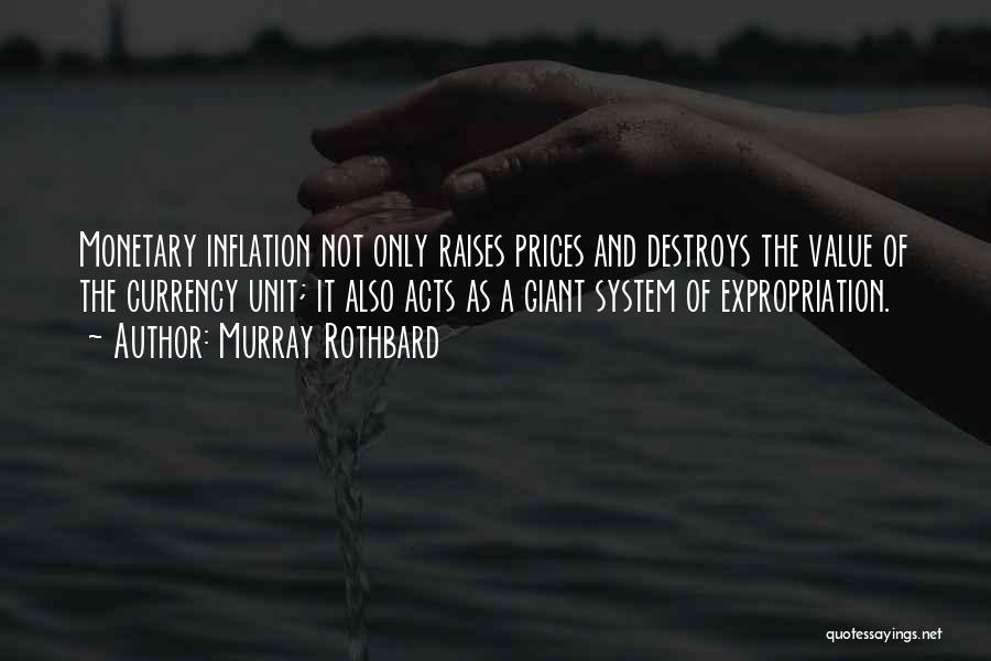 Murray Rothbard Quotes 1051584