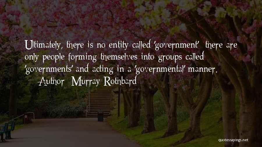Murray Rothbard Quotes 106058