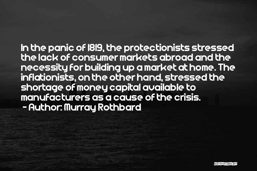 Murray Rothbard Quotes 1318824