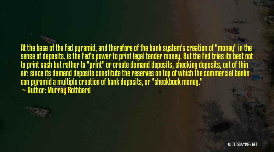 Murray Rothbard Quotes 1337347