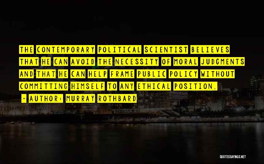 Murray Rothbard Quotes 1586427