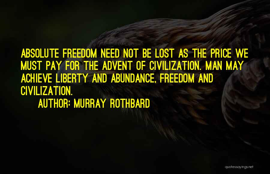 Murray Rothbard Quotes 1762027