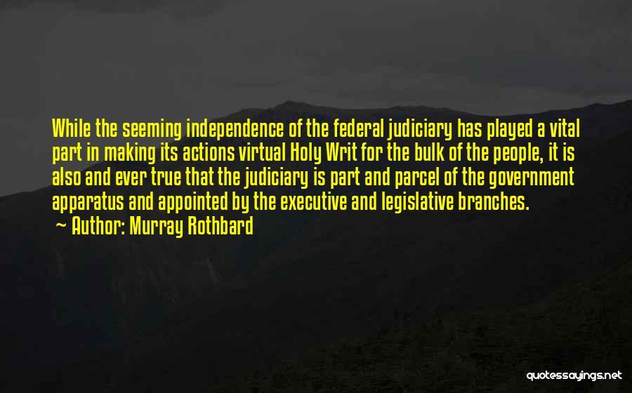 Murray Rothbard Quotes 1779185