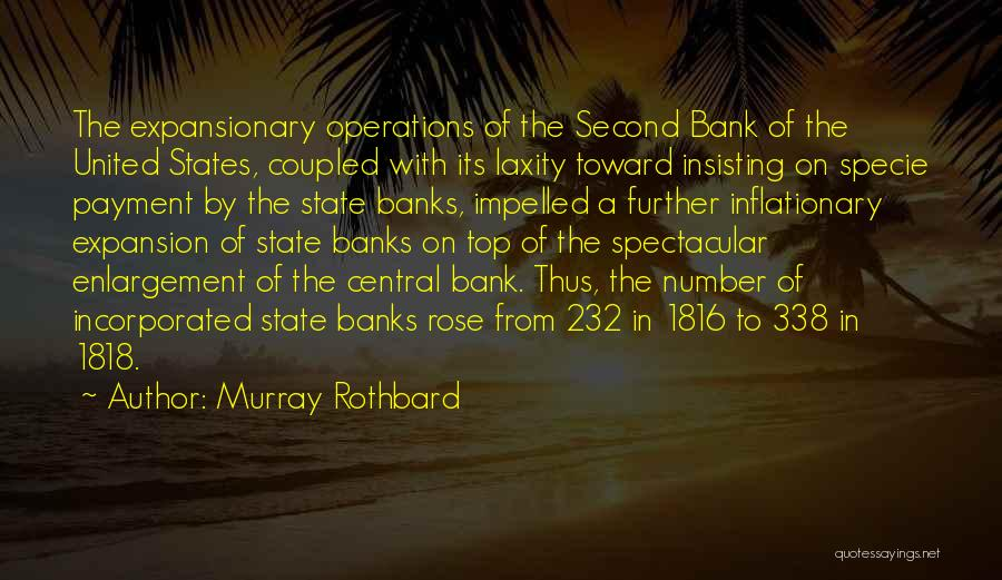Murray Rothbard Quotes 189577