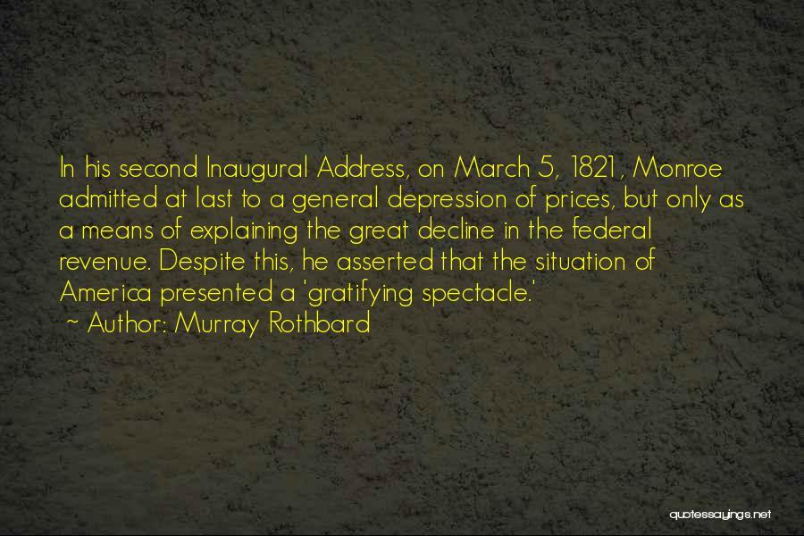 Murray Rothbard Quotes 199417