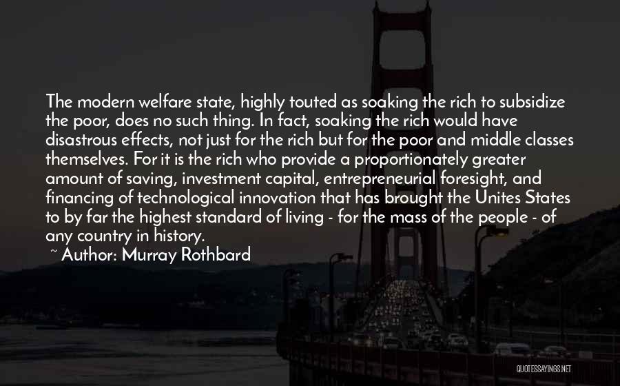 Murray Rothbard Quotes 2047586