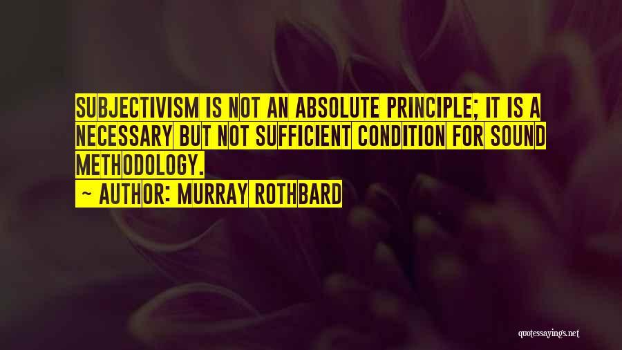 Murray Rothbard Quotes 2214103