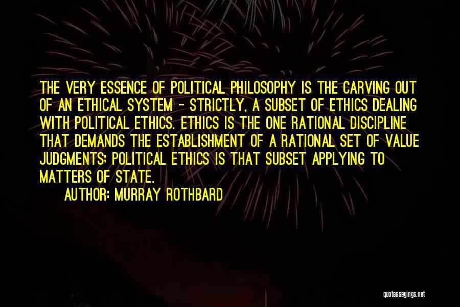 Murray Rothbard Quotes 2222565