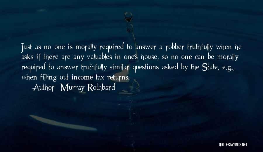 Murray Rothbard Quotes 278268