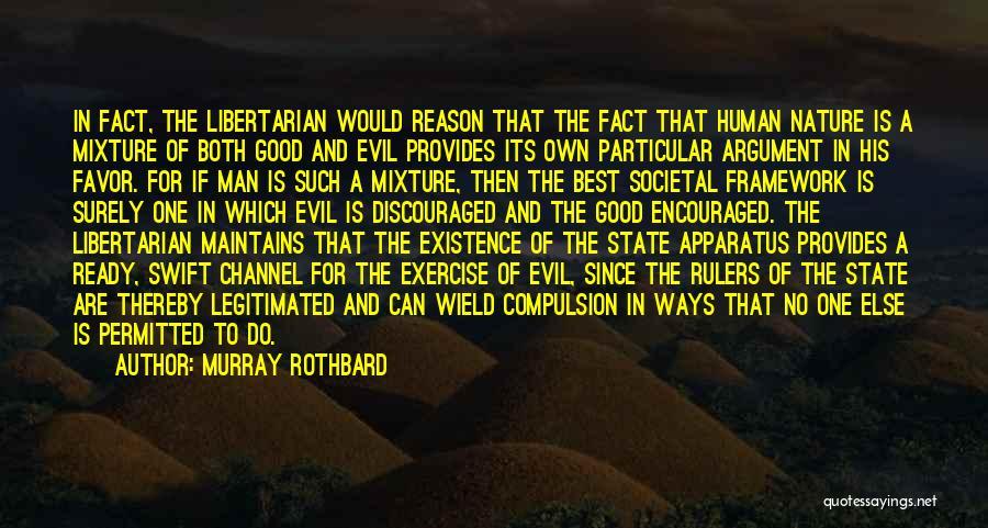 Murray Rothbard Quotes 321989