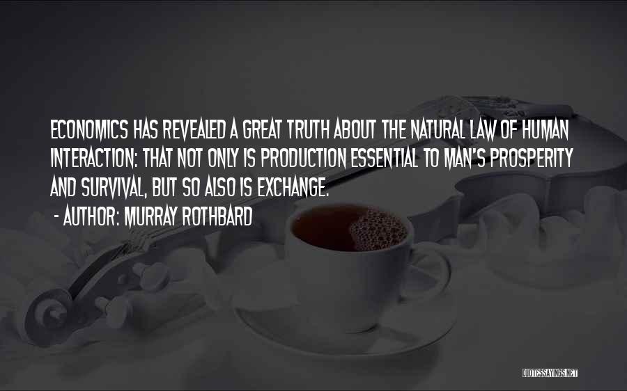 Murray Rothbard Quotes 604846