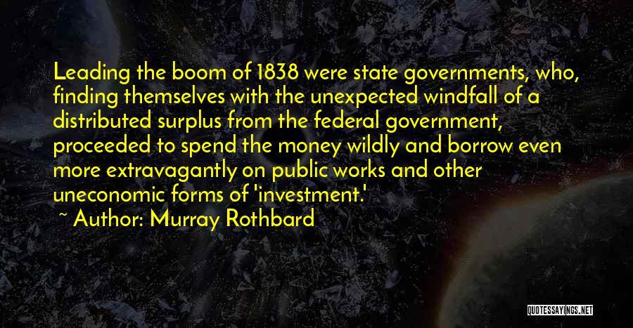 Murray Rothbard Quotes 719119