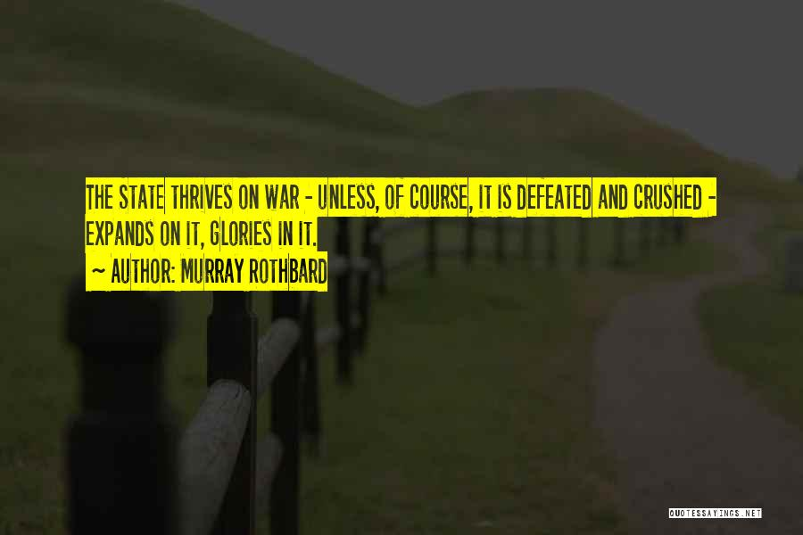 Murray Rothbard Quotes 729495