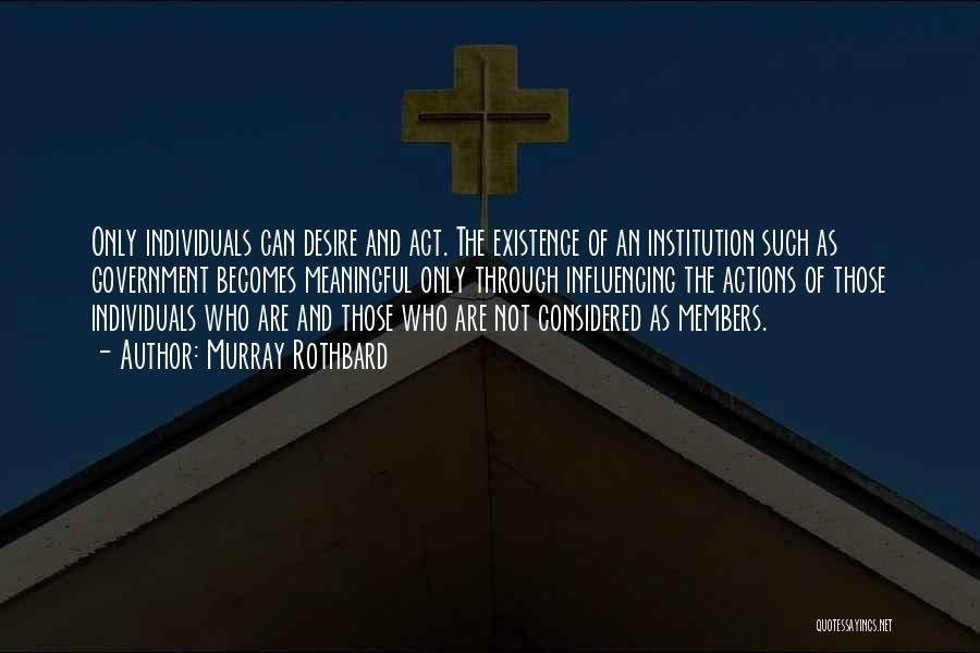 Murray Rothbard Quotes 898630