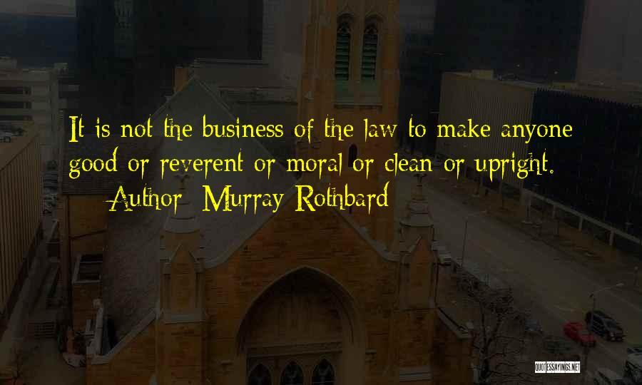 Murray Rothbard Quotes 936565