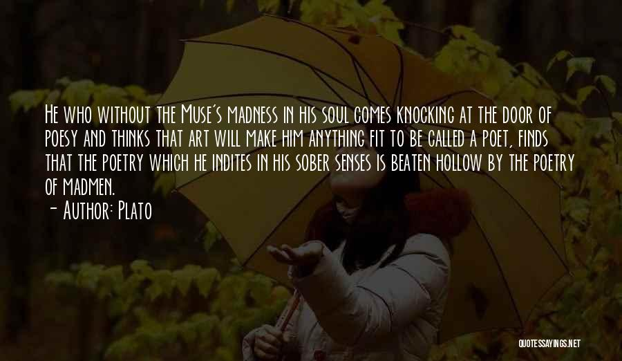 Muse Madness Quotes By Plato