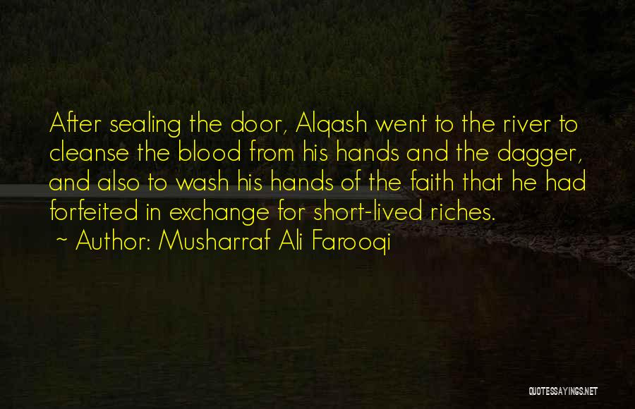 Musharraf Ali Farooqi Quotes 1434473