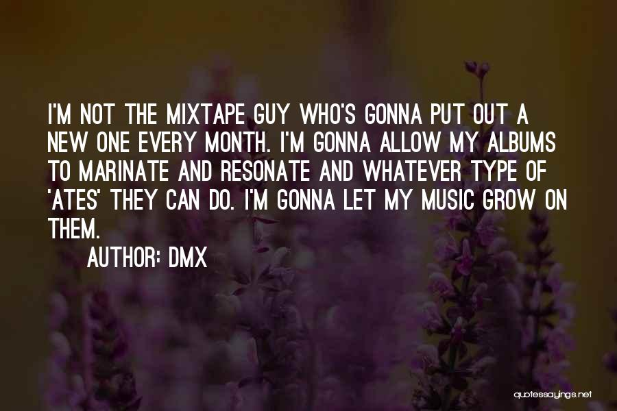 Music Albums Quotes By DMX