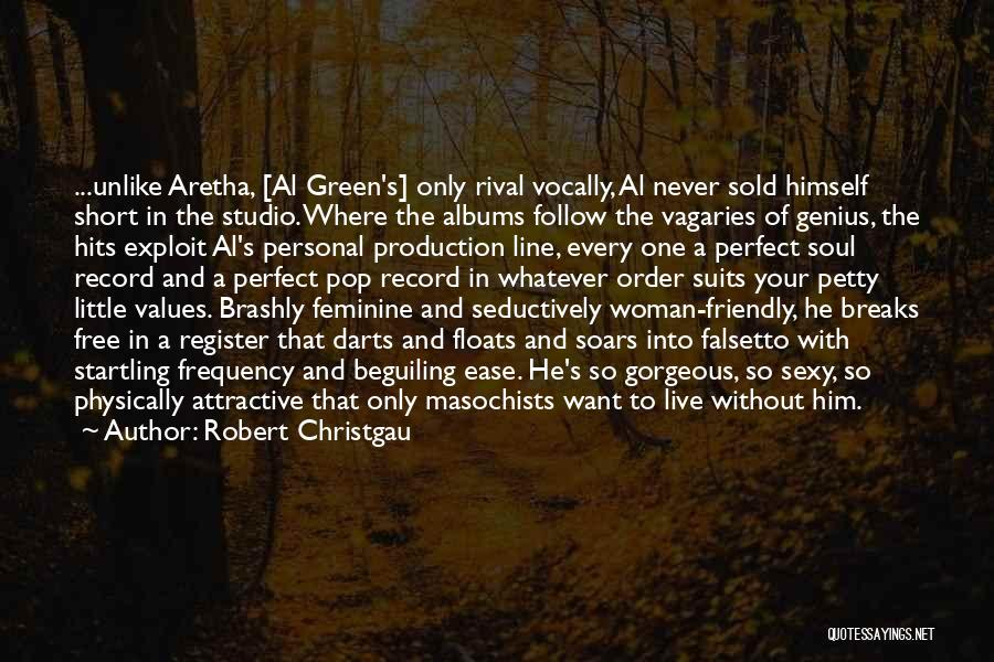 Music Albums Quotes By Robert Christgau