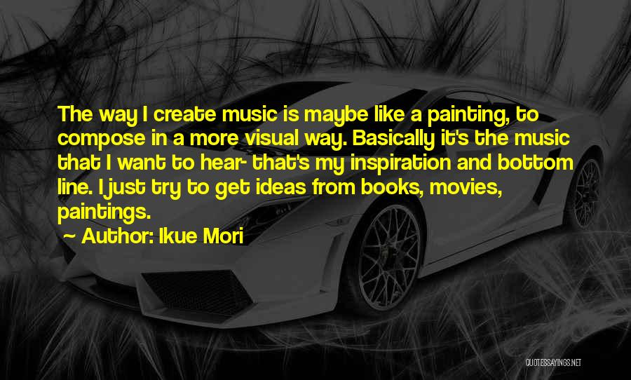 Music In Movies Quotes By Ikue Mori