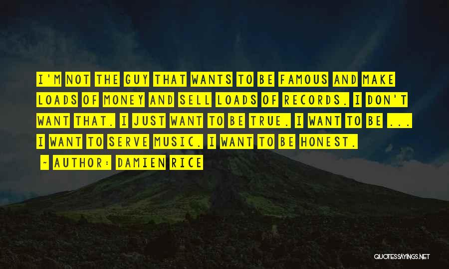 Music Records Quotes By Damien Rice