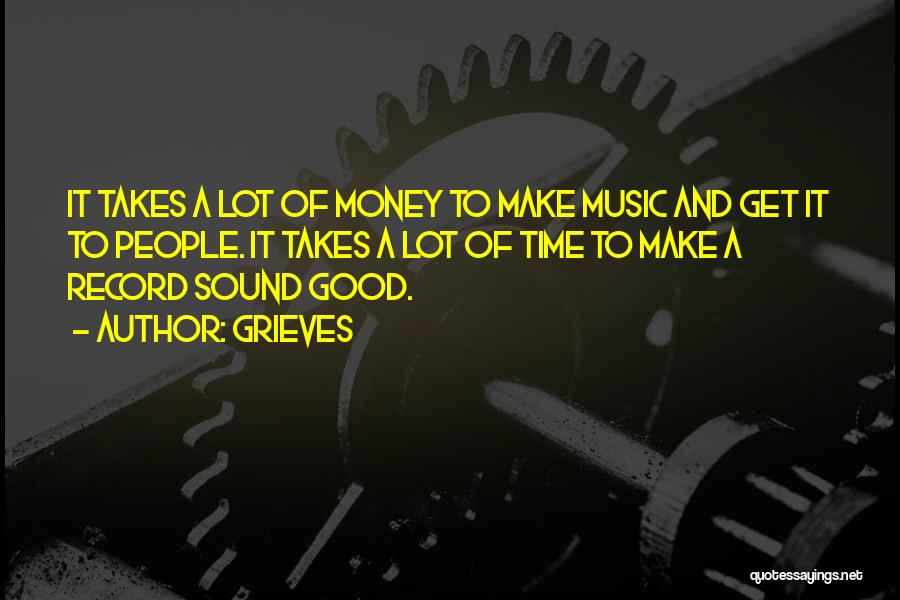 Music Records Quotes By Grieves