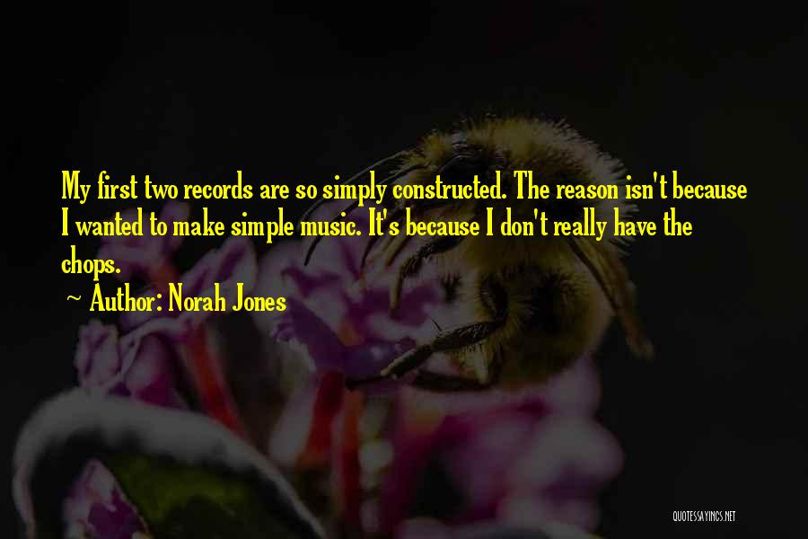 Music Records Quotes By Norah Jones