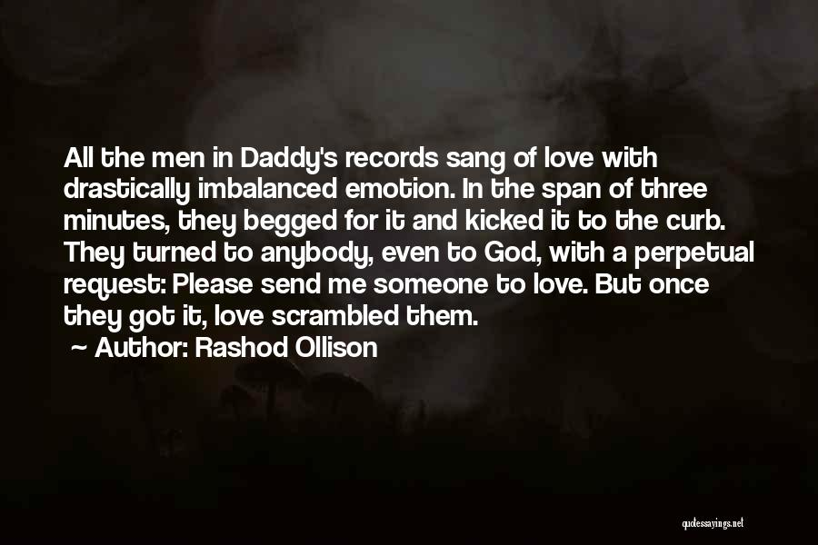 Music Records Quotes By Rashod Ollison