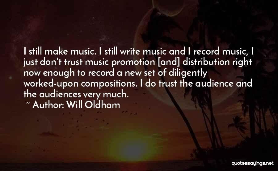 Music Records Quotes By Will Oldham