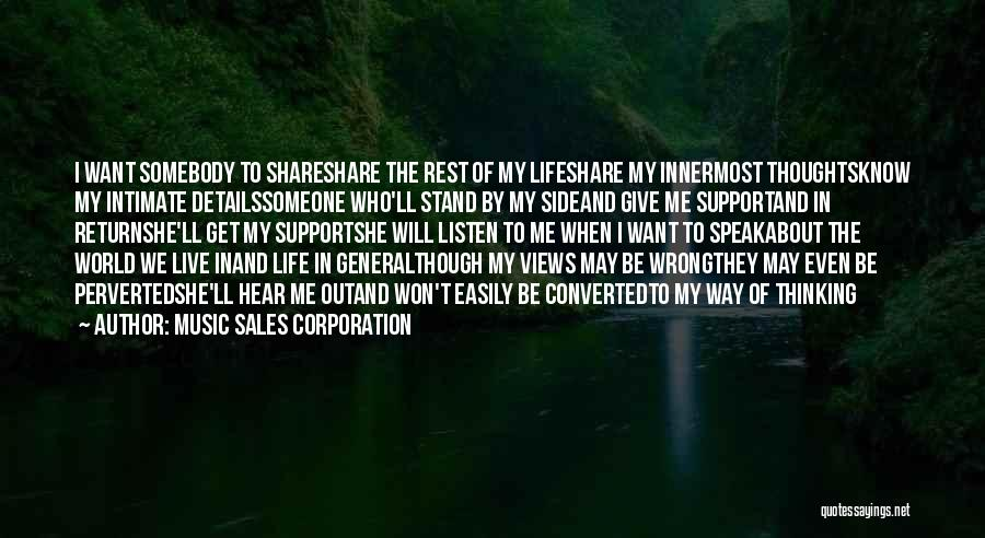 Music Sales Corporation Quotes 1091026