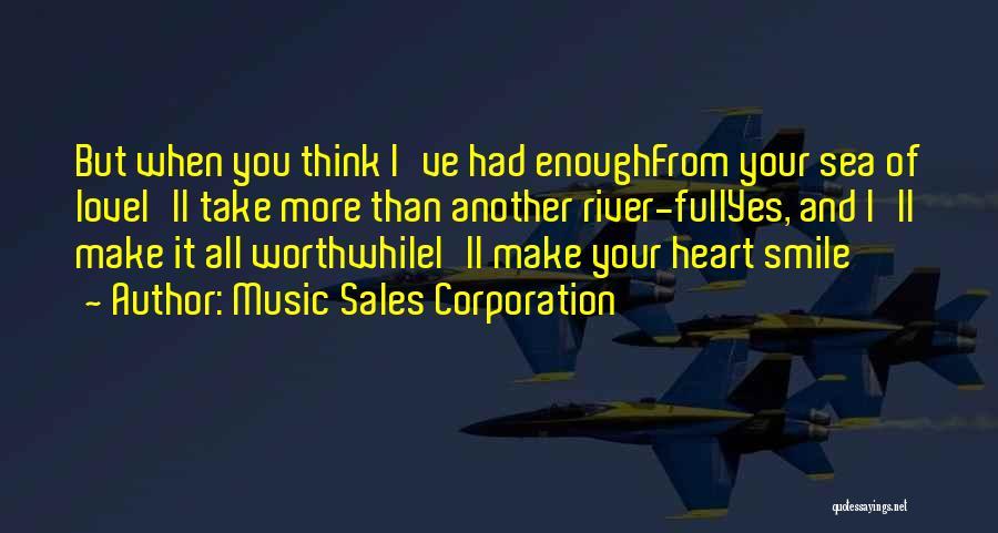Music Sales Corporation Quotes 490115