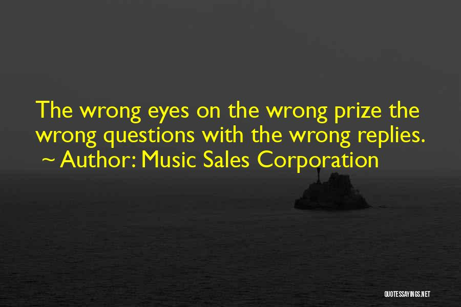Music Sales Corporation Quotes 711469