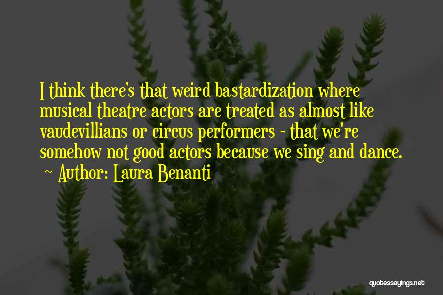 Top 5 Musical Theatre Dance Quotes Sayings