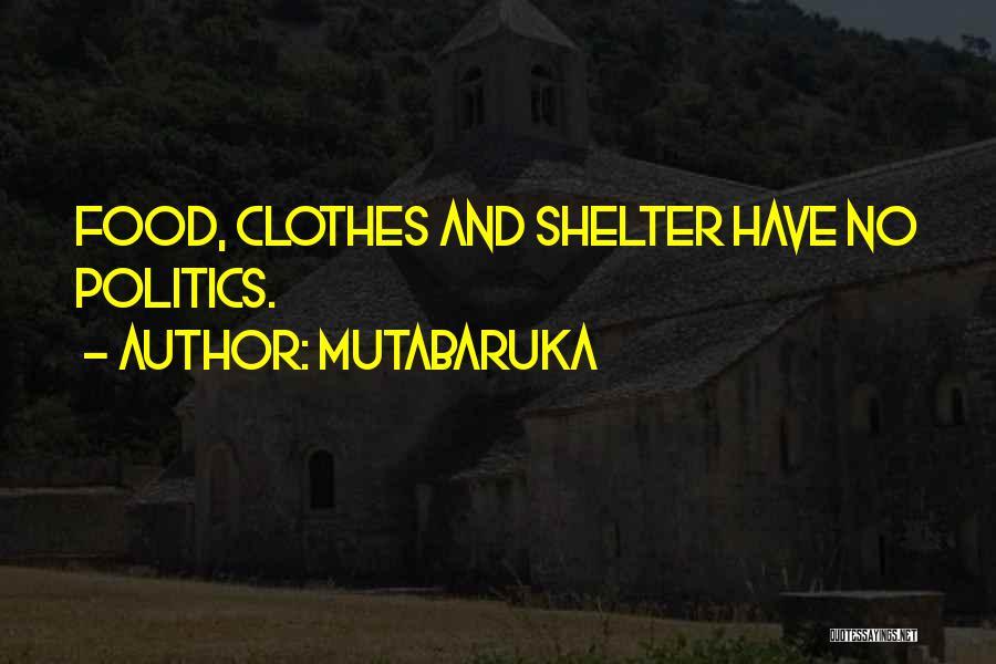 Mutabaruka Quotes 177769