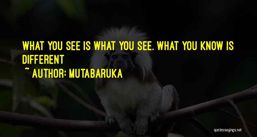 Mutabaruka Quotes 1991033