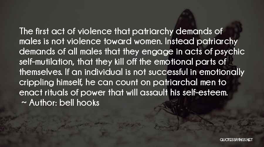 Mutilation Quotes By Bell Hooks