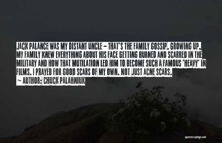 Mutilation Quotes By Chuck Palahniuk