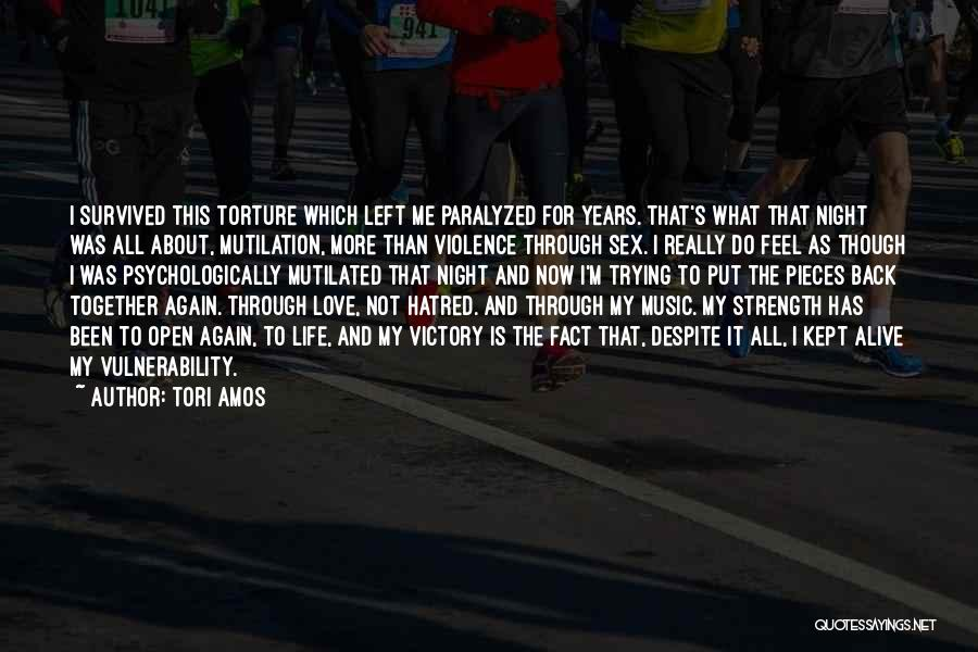Mutilation Quotes By Tori Amos