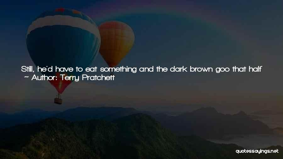 Mutton Food Quotes By Terry Pratchett