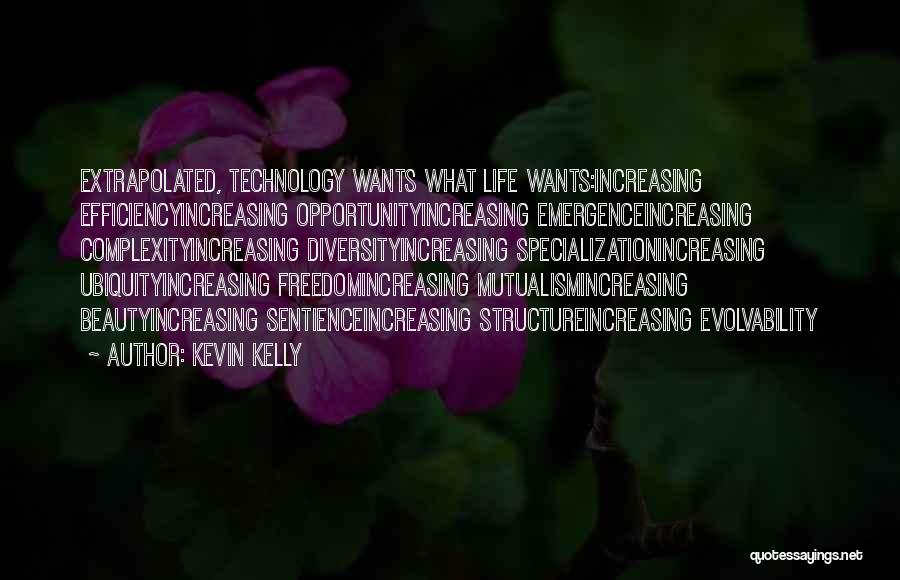 Mutualism Quotes By Kevin Kelly
