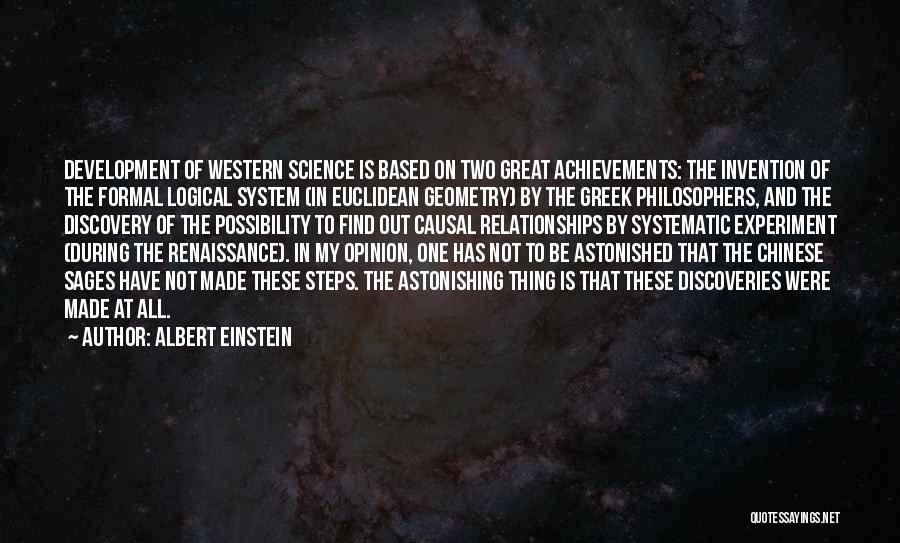 My Achievements Quotes By Albert Einstein