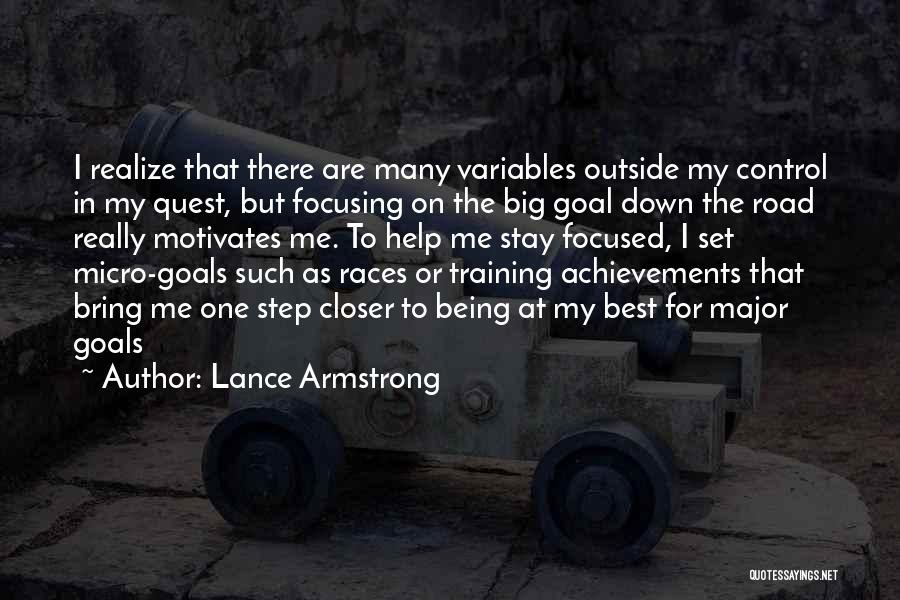 My Achievements Quotes By Lance Armstrong